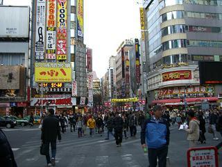 スローライフ日記-新宿歌舞伎町