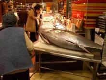 スローライフ日記-食料品売り場