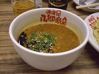 スローライフ日記-つけ麺の汁