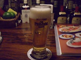 スローライフ日記-イーグルのビール