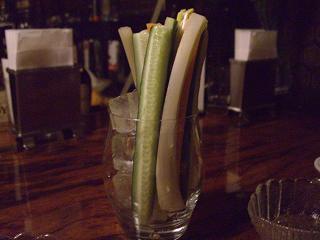 スローライフ日記-イーグルの野菜スティック