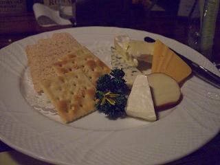 スローライフ日記-イーグルのチーズ5種盛り