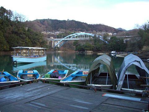 スローライフ日記-相模湖の橋