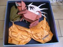 スローライフ日記 (ガンとの闘病日記はもうすぐ終わりにします)-その他の折り紙
