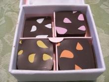スローライフ日記 (ガンとの闘病日記はもうすぐ終わりにします)-妻が父にあげたチョコ