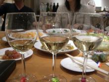 スローライフ日記 (ガンとの闘病日記はもうすぐ終わりにします)-ワインの飲み比べ開始