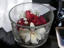 スローライフ日記 (ガンとの闘病日記はもうすぐ終わりにします)-MITAさんからのお花