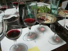 スローライフ日記 (癌との闘病日記はもうすぐ終わりにします)-赤ワインのテイスティング