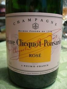 スローライフ日記-弟からのシャンパン