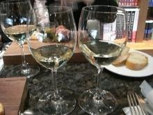 スローライフ日記-2杯目の白ワイン