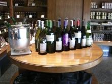 スローライフ日記-飲み放題のワインたち