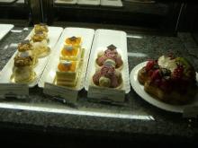 スローライフ日記-ケーキ売り場