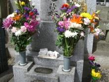 スローライフ日記-お墓参り