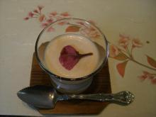 スローライフ日記-桜レアチーズケーキ
