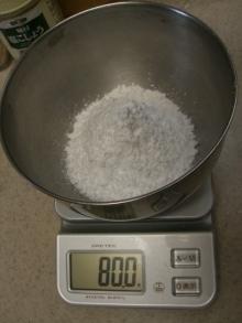 東京でプチスローライフ-砂糖80g