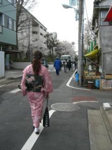 東京でプチスローライフ-もうすぐ到着