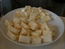 東京でプチスローライフ-チーズ