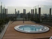 東京でプチスローライフ-ジャグジー風呂