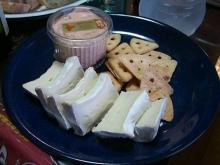 東京でプチスローライフ-チーズの盛り合わせ