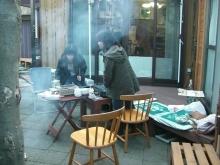 東京でプチスローライフ-BBQ開始