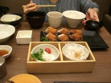 東京でプチスローライフ-食べ始める祖母