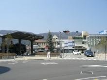 東京でプチスローライフ-茅野駅東口