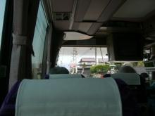 東京でプチスローライフ-席でやることない