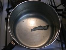 東京でプチスローライフ-作っておいたダシ汁