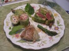 東京でプチスローライフ-お皿に盛りました