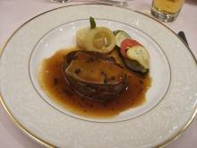東京でプチスローライフ-結婚式の料理