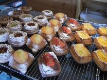 東京でプチスローライフ-菓子パンば美味しそう