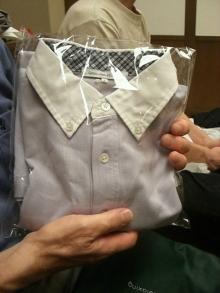 東京でプチスローライフ-私たちからのポロシャツ