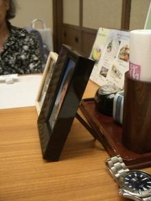 東京でプチスローライフ-母も一緒にお祝い