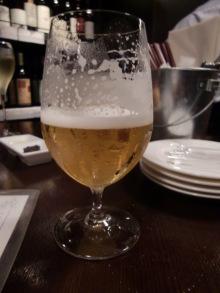 ログハウスでワインを楽しむスローライフ日記-最初のビール