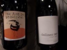 ログハウスでワインを楽しむスローライフ日記-2本の赤ワインで悩む