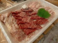 ログハウスでワインを楽しむスローライフ日記-牛肉