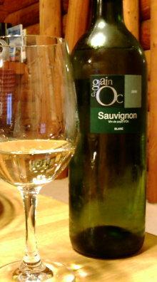 ログハウスでワインを楽しむスローライフ日記-20101018193327.jpg