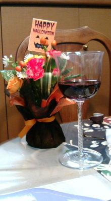 ログハウスでワインを楽しむスローライフ日記-20101029211119.jpg