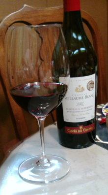 ログハウスでワインを楽しむスローライフ日記-20101031195604.jpg