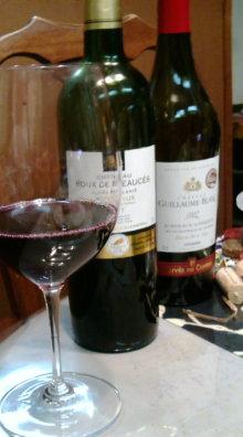 ログハウスでワインを楽しむスローライフ日記-20101031204728.jpg