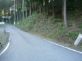 140921猿丸神社前から大峰林道へ.