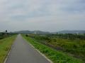 141011再び宇治川堤防へ