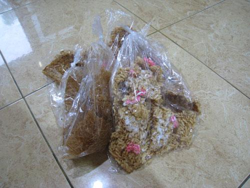 村のお菓子