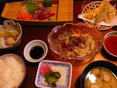 4漁師定食