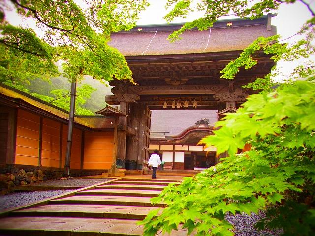 2金剛峯寺