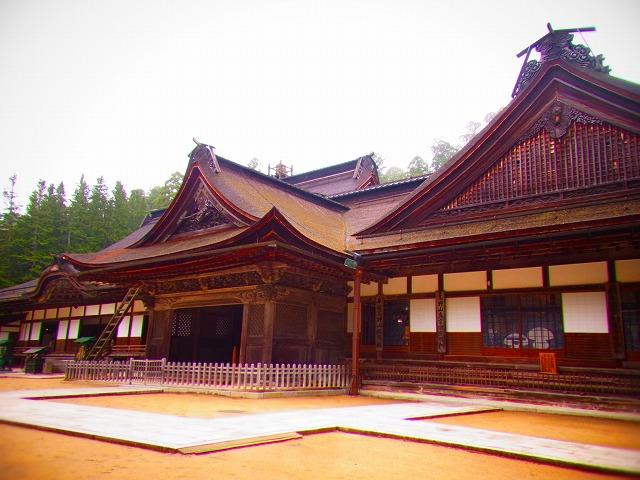 3金剛峯寺