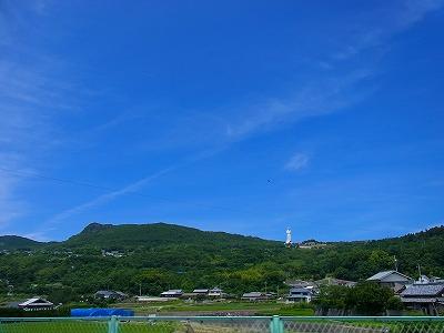 小豆島を走りました1