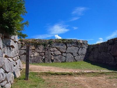 16竹田城跡