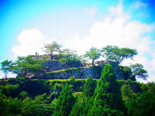 21竹田城跡