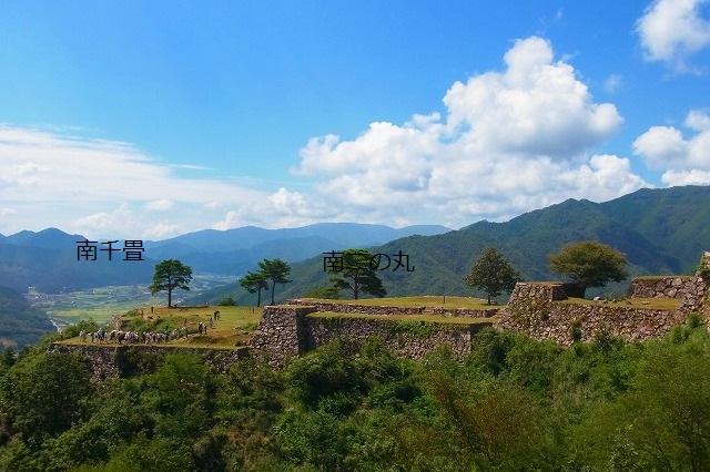 27竹田城跡